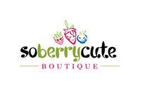 Soberrycute Boutique - Logo