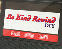 Be Kind Rewind DIY