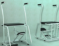 Hydro Chair - 1rst pilates water equipment