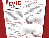 EPIC Aviation Flier