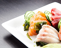 Sushimura - sushi restaurant - food photography