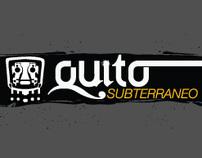 QUITO SUBTERRANEO