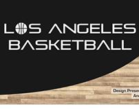 L.A. Basketball Rebrand