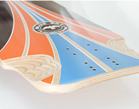Longboard Design-The Contrail