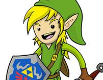 Zelda Fanart (LINK)