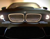 BMW M3 Keychain