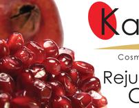 Kade Cosmeceuticals Label Design