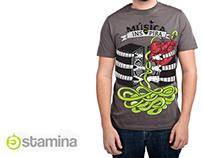 3Stamina T-SHIRT