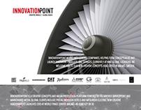 Innovation Point single page website