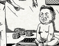 Political Cartoon: North Korea