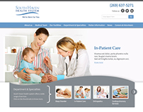 Renowned health system in MI, USA