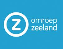 Omroep Zeeland - Brand Idenitity