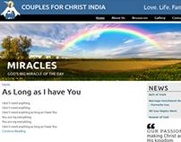 CFCI Website Design