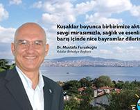 Kurban Bayramı 2013 gazete ilan taslakları