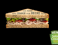 Heinz Salad Cream Campaign