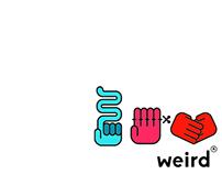 weird!
