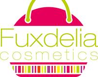 Fuxdelia Cosmetics logo
