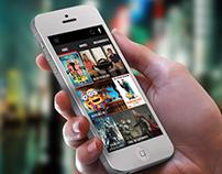 Cinegram App Concept