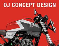 Concept Design Moto - OJ