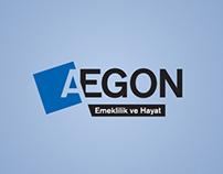 AEGON Pension & Life Insurance Infographics