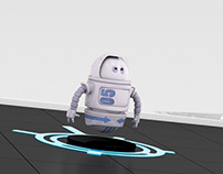 Roundy Robot