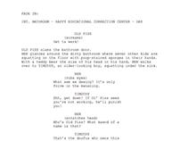 Short Film Script: Escaping Hell