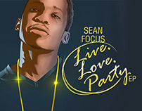 Live.Love.Party EP - Sean Focus