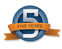 Trebor 5 year logo concepts
