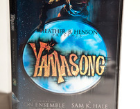 Yamasong DVD Packaging
