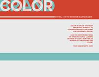 Color Branding Quiz