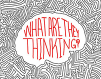 What Are They Thinking? Book Cover