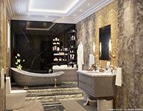 LUXURY PRIVATE BATHROOM