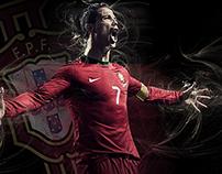 Selecção Portuguesa_ Ronaldo