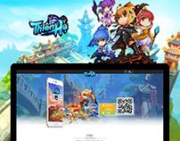 Thiên Hạ 's game landing page