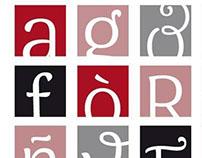 Tipografía FernandezCoca.com