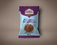 DUNYA Label Design