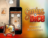 Genius Dice iPhone App
