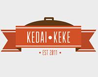 Kedai Keke Rebranding
