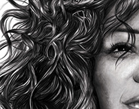 Drawing Music - A Portraits Series II