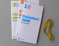 Calendari 2009 Efemèrides