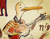Ducks by Andrea Ferolla