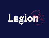 American Legion Bar