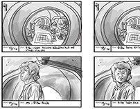 The Hobbit Fan-Made Storyboards