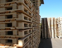 Alsena - wooden pallets