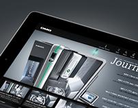 DMG – iPad Journal Application