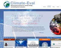 GEF/Climate Eval Website Redesign