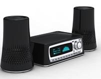 Alhambra Wi-Fi Radio