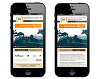 PSI Mobile website