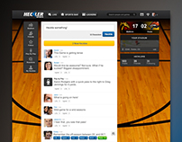 HecklerSports: Sports Social Network