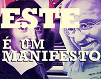 Manifesto Rede Sagrado